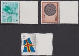 Åland 1984 Mi: 4-6  Postfris / MNH  Cataloguswaarde: 5,20 E-4301