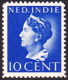 Ned. Indië Proef 226G  NVPH 274 zoals uitgegeven