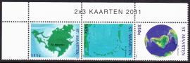 NVPH   28-30 Kaarten Postfris  E-0623