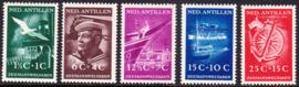 NVPH  239-243 Zeemanswelvaren Postfris cataloguswaarde: 75,00  E-8728