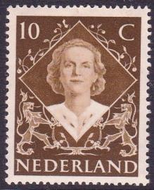 Plaatfout  506 P  Postfris  Cataloguswaarde 60.00  E-5641