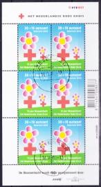 NVPH V2083 Rode Kruis  2002  Gestempeld cataloguswaarde 7,20 A-0542