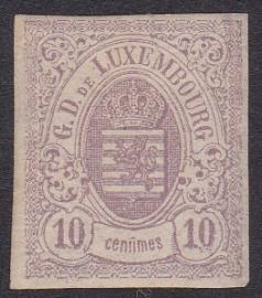 Mi: 17 Postfris / MNH Cataloguswaarde: 130,00 E-0086  lees