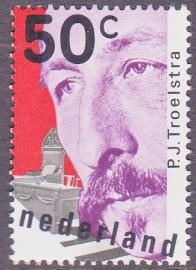 Plaatfout  1192 P   Postfris   Cataloguswaarde  10.00  E-5723