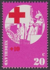 Plaatfout  1016 PM  Postfris Cataloguswaarde 17.00  E-3688