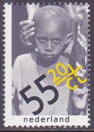 Plaatfout  1188 P   Postfris   Cataloguswaarde  14.00  E-5721