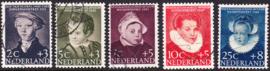 NVPH  683-687 Kinderpostzegels 1956 Gebruikt