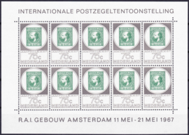 Plaatfout  V888 PM Postfris Cataloguswaarde 75.00