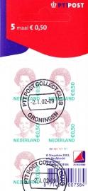 NVPH V2039 Koningin Beatrix  2002  Gestempeld cataloguswaarde 5,50 E-2749