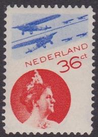 NVPH LP 9B  Luchtpost Ongebruikt Cataloguswaarde  17.50  E-4615