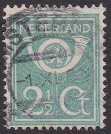 Plaatfout  122 P3  Gebruikt Cataloguswaarde 50.00  E-4361