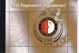 Prestigeboekje PP12 Feyenoord 100 jaar