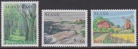 Åland 1985 Mi: 11-13  Postfris / MNH  Cataloguswaarde: 7,00  E-4306