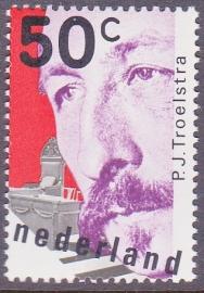 Plaatfout  1192 P1   Postfris   Cataloguswaarde  10.00  E-5725