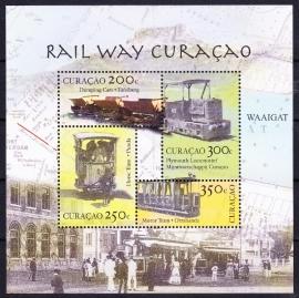 NVPH    77 Spoorwegen Curaçao 2012 Postfris A-0264