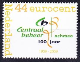 Persoonlijke Postzegel: Centraal beheer Achmea 100 jaar Postfris A-0288
