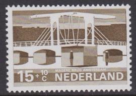 Plaatfout  902 PM Postfris Cataloguswaarde 16.00  E-3621