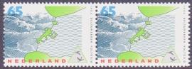 Plaatfout  1361 P   Postfris    Cataloguswaarde  10.00  E-5794