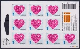 NVPH V3299 Liefdeszegel 2015  Postfris  A-0840