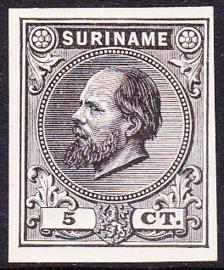 Suriname proeven, specimen etc