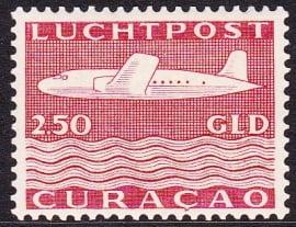 NVPH LP83 Vliegtuig Ongebruikt cataloguswaarde: 17.00  E-2918