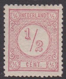 NVPH   30CI  Cijferzegel Ongebruikt  cataloguswaarde 17.00 E-4628