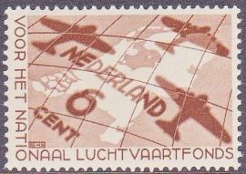 NVPH 278 Luchtvaartfondszegel Postfris cataloguswaarde 80.00  E-2375