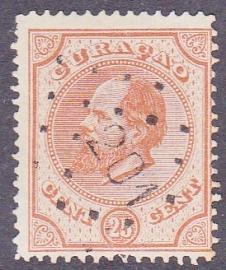NVPH  7 Koning Willem III Gebruikt Cataloguswaarde: 12.50  E-2003