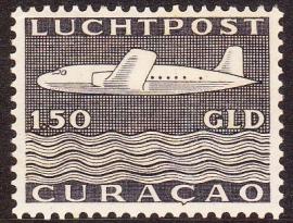 NVPH LP82 Vliegtuig Ongebruikt cataloguswaarde: 3.00  E-0049