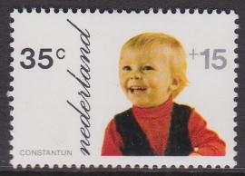 Plaatfout  1022 PM  Postfris  Cataloguswaarde 20.00  E-3691