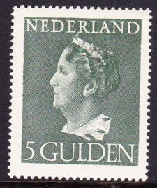 NVPH  348 Konijnenburg  Ongebruikt  Cataloguswaarde 180.00  E-8154