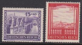 Mi 804-805 Wiener Messe Postfris Cataloguswaarde: 13,00 E-2558