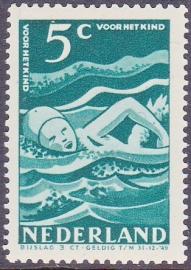Plaatfout  509 P  Postfris  Cataloguswaarde 16.00  E-5643