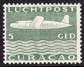 NVPH LP84 Vliegtuig Ongebruikt cataloguswaarde: 35.00  E-2401