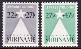 NVPH LP29-30 Leprazegels Postfris cataloguswaarde: 10,00