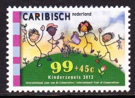 NVPH    34 Kinderzegel Postfris E-2364