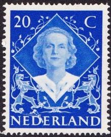 Plaatfout  507 P1  Postfris  Cataloguswaarde 22.00  E-2426