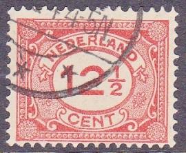 Plaatfout  108 PM1  Gebruikt  cataloguswaarde  20.00  E-1867