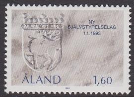 Åland 1993 Mi: 65  Postfris / MNH  Cataloguswaarde: 0,80 E-4328
