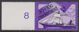 Plaatfout  1027 PM  Postfris  Cataloguswaarde 20.00  E-3649