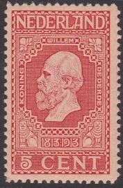 NVPH   92 Jubileum 1913 Postfris Cataloguswaarde 3.00  E-4357