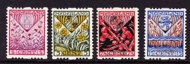 NVPH R78/81 Roltanding Ongebruikt Cataloguswaarde 35.00  E-1908