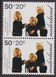 Plaatfout  1023 PM  Postfris  Cataloguswaarde 22.00  E-3693