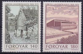 MI:  39-40 Landschappen / gebouwen Postfris  A-0059