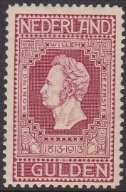 NVPH   98 Jubileum 1913 Ongebruikt  Cataloguswaarde 70.00  E-5271