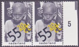 Plaatfout  1188 P   Postfris   Cataloguswaarde  14.00  E-5722