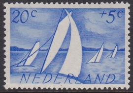 Plaatfout  517 PM  Postfris  Cataloguswaarde 34,00  E-4449