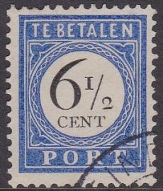 NVPH P20 Port  Gebruikt  Cataloguswaarde 45,00    E-4687