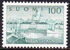 Finland 1958: Michel 496 Postfris