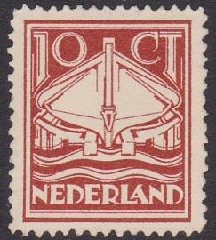 Plaatfout 143 PM3  Postfris Cataloguswaarde 145.00 E-4560